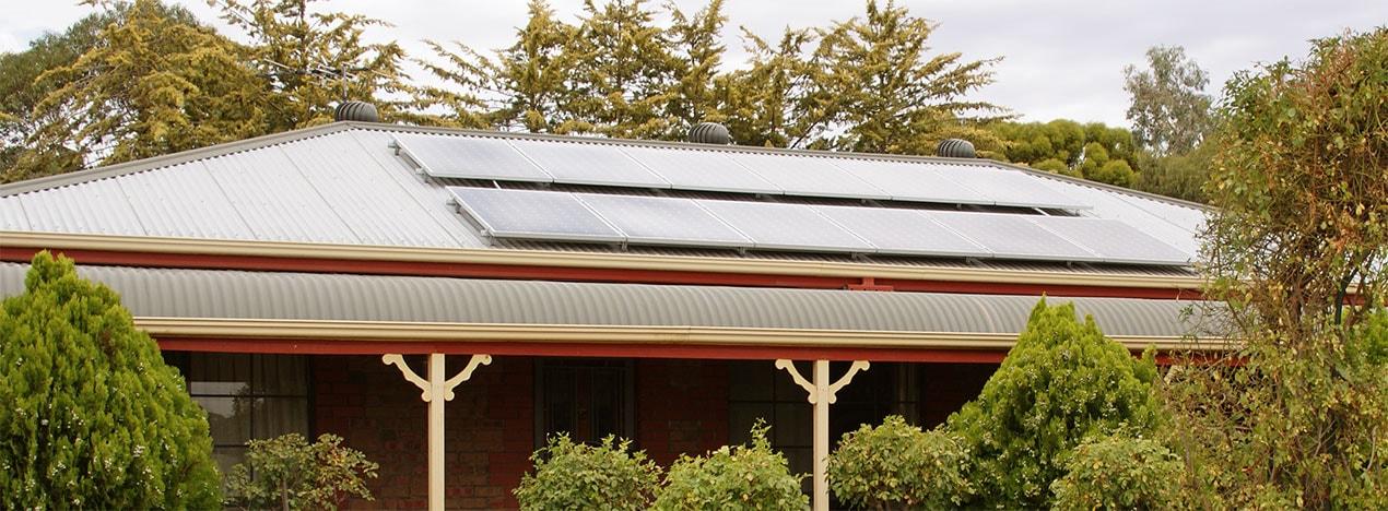 3kW Solar Panels