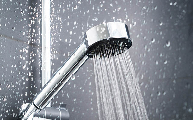 Water-Saving Shower Heads | Red Energy